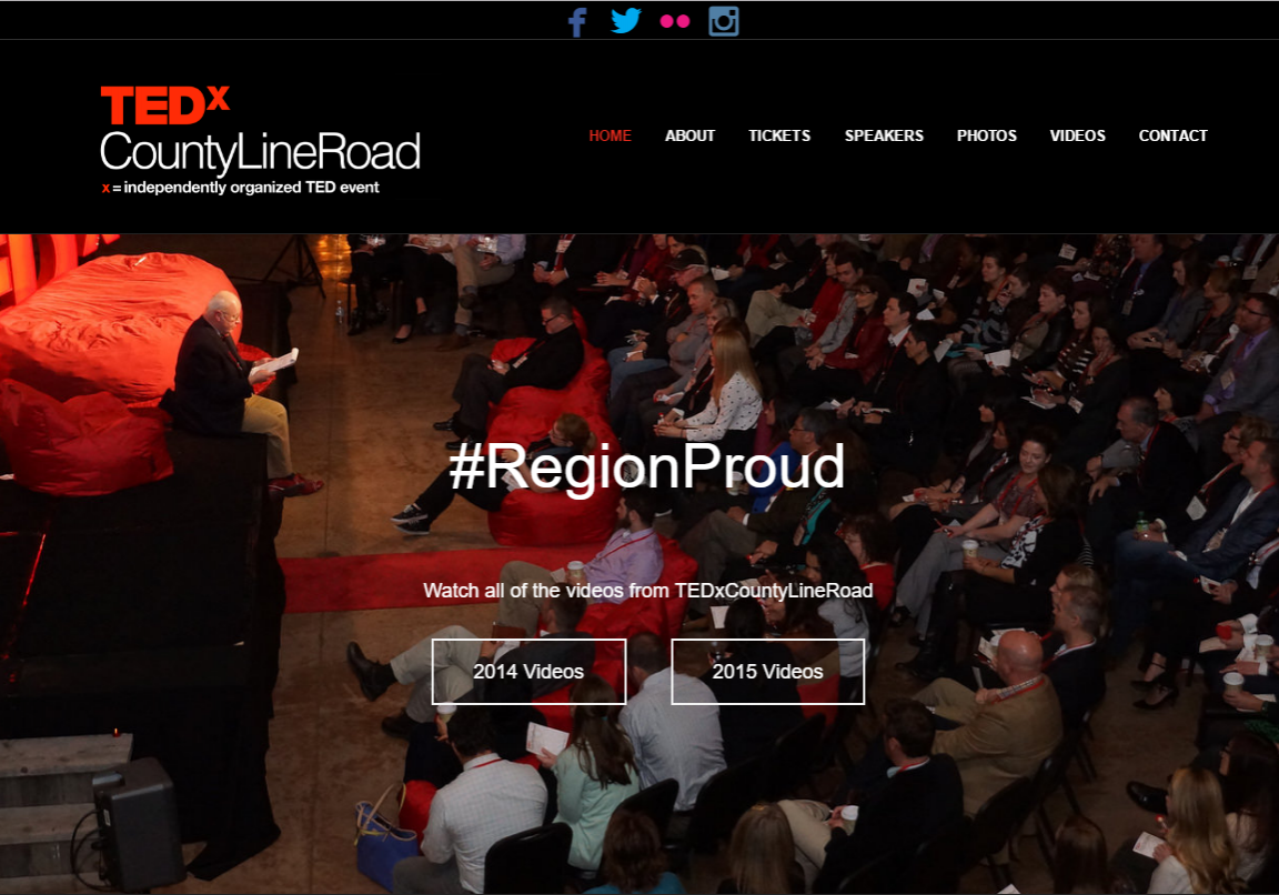 TEDxCountyLineRoad